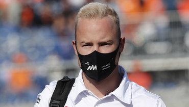 Штайнер считает, что Мазепин не виноват в инциденте с Шумахером