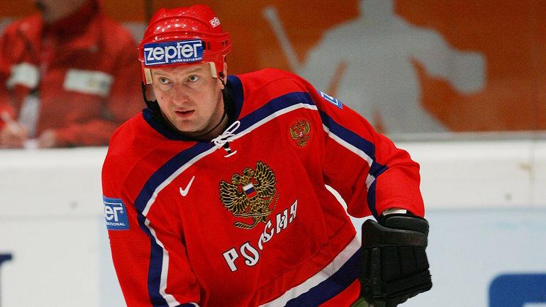 Александр Карповцев. Фото Getty Images