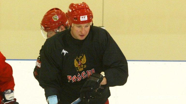 Александр Карповцев. Фото Алексей Иванов, -