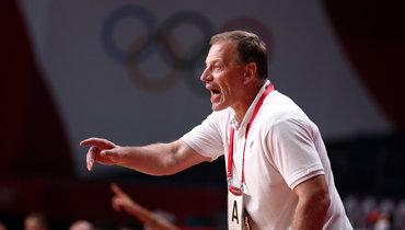 Обновление сборной начали сотставки тренера. После серебра Токио Алексей Алексеев покидает национальную команду
