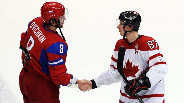 Олимпиада 2022, хоккей, рейтинг силы сборных: Россия, Чехия, Швеция, США, Канада идругие