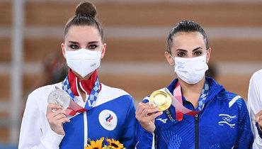ВГосдуме считают, что сборная Израиля снялась сЧМ похудожественной гимнастике из-за сестер Авериных