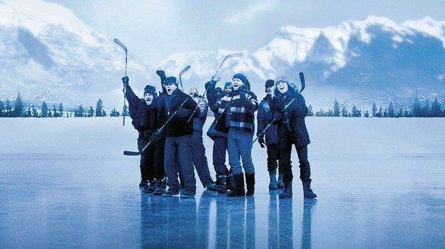 """Постер фильма """"Тайна Аляски""""."""