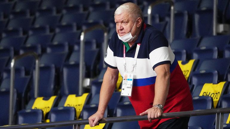 Евгений Трефилов. Фото Дмитрий Коротаев / «Известия»