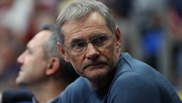 Базаревич высказался об уходе с поста главного тренера сборной России по баскетболу