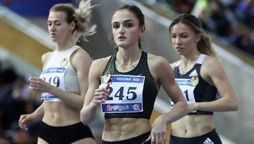 Легкая атлетика: почему россиянка Полина Миллер непоехала наОлимпиаду вТокио, интервью
