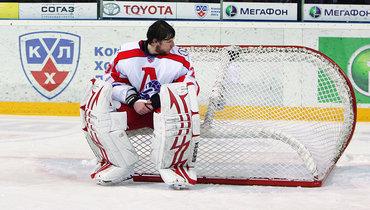 Георгий Гелашвили. Фото photo.khl.ru