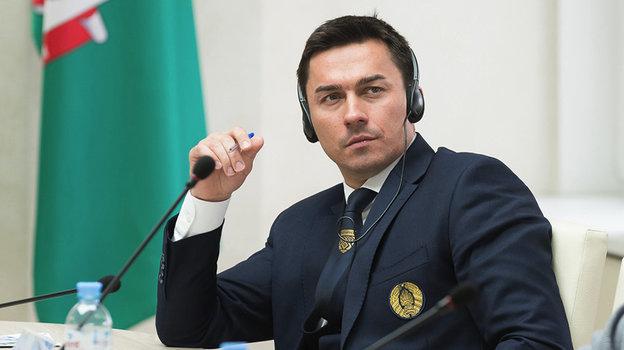 ИИХФ дисквалифицировала президента Белорусской федерации хоккея напять лет. Фото ФХБ
