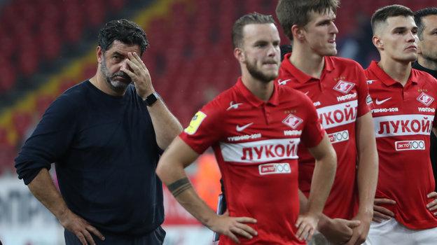 Руй Витория: пять причин, покоторым «Спартак» должен уволить его прямо сейчас