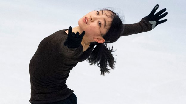 Фигурное катание. Почему Рика Кихира сменила тренера ибудет работать сОрсером вКанаде