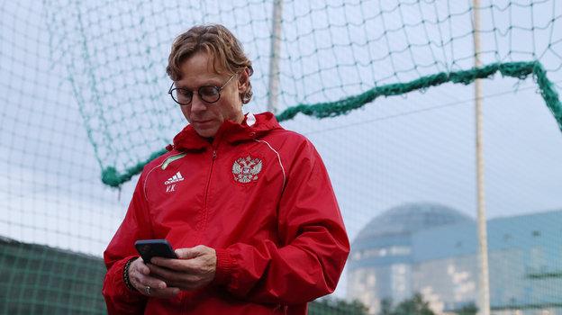 Валерий Карпин: интервью оматчах сборной России всентябре сХорватией, Кипром иМальтой