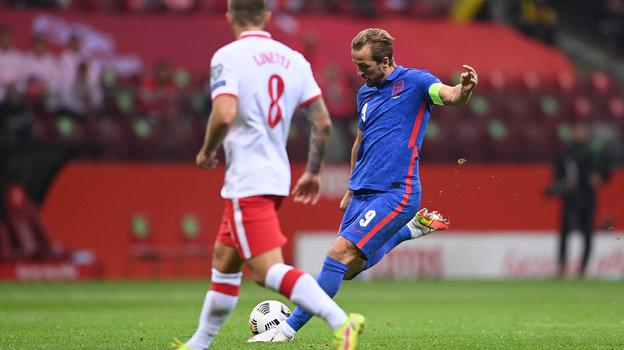 Польша— Англия— 1:1, Италия— Литва— 5:0, Исландия— Германия— 0:4, обзор матчей отбораЧМ 2022, 8сентября 2021 года
