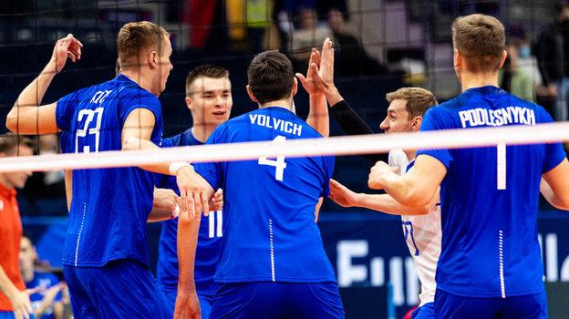 Волейбол, мужчины, чемпионат Европы, плей-офф: Россия— Украина, кто победит, прогноз