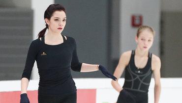 Медведева дала совет Косторной иТрусовой, как вести себя после возвращения кТутберидзе