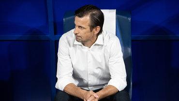 Семак высказался оситуации сзапретом Малкому иКлаудиньо играть за «Зенит» с «Ахматом» и «Челси»