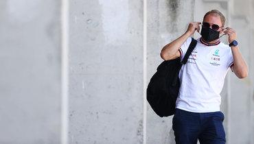 Валттери Боттас вскоре перестанет быть верным напарником Льюиса Хэмилтона. Фото Getty Images