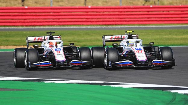 Мазепин против Шумахера— самое жесткое противостояние «Гран-при Италии»