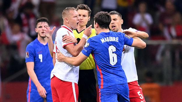 Камиль Глик (второй слева). Фото Getty Images