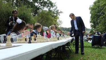 ВЯсной Поляне открылся Кубок Льва Толстого