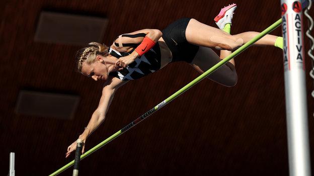 Легкая атлетика, финал Бриллиантовой лиги: рекорд Анжелики Сидоровой впрыжках сшестом, сколько она прыгнула