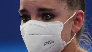 Дина Аверина рассказала про истерику в финале Олимпиады