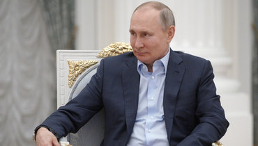 Путин: «Россия сохранила лидерство вхудожественной гимнастике»