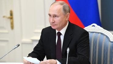 Путин назвал филигранным выступление российских синхронисток наОлимпиаде вТокио