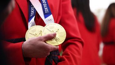 Вручение государственных наград победителям Олимпийских игр. Фото Кристина Кормилицына, «Известия»