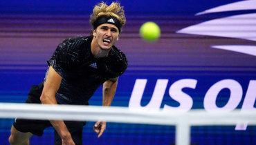 Зверев ополуфиналеUS Open: «Мыоба могли победить, новитоге выиграл Джокович»