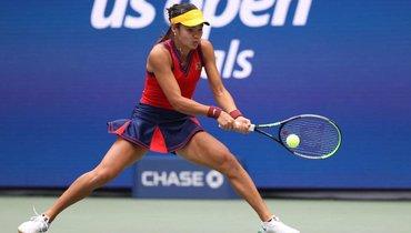 18-летняя Радукану непроиграла ниодного сета наUS Open, повторив достижение Серены Уильямс 2014 года