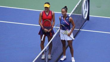 Энди Роддик— офинале женскогоUS Open: «Эти две молодые девушки— подарок теннису»