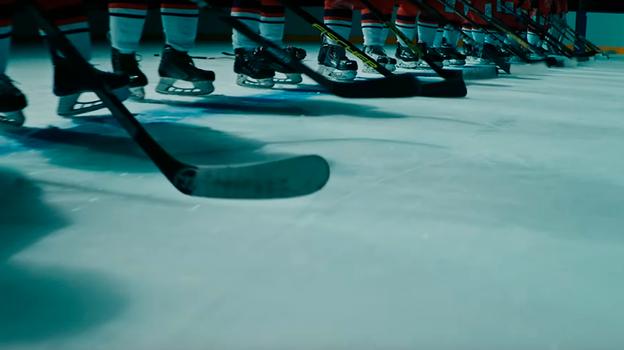 """Кадр из фильма """"Небесная команда""""."""