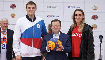 ПСБ открыл первый вЧувашской Республике Центр уличного баскетбола международного класса