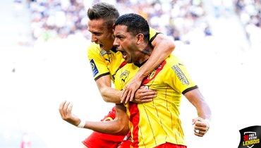 «Ланс» вгостях победил «Бордо», забив гол на6-й добавленной минуте