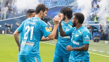 Футболистам «Зенита» пора попробовать свои силы вЛиге чемпионов.