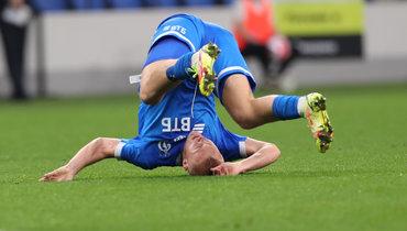 Первый гол Макарова непомог «Динамо»: Кержаков снова победил вМоскве