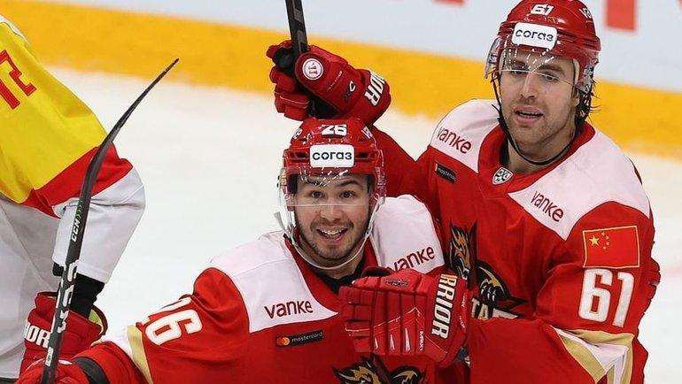 «Куньлунь» хочет поменять всю команду вовремя регулярного чемпионата КХЛ, чтобы готовиться кОлимпиаде-2022. Фото instagram.com/krschina