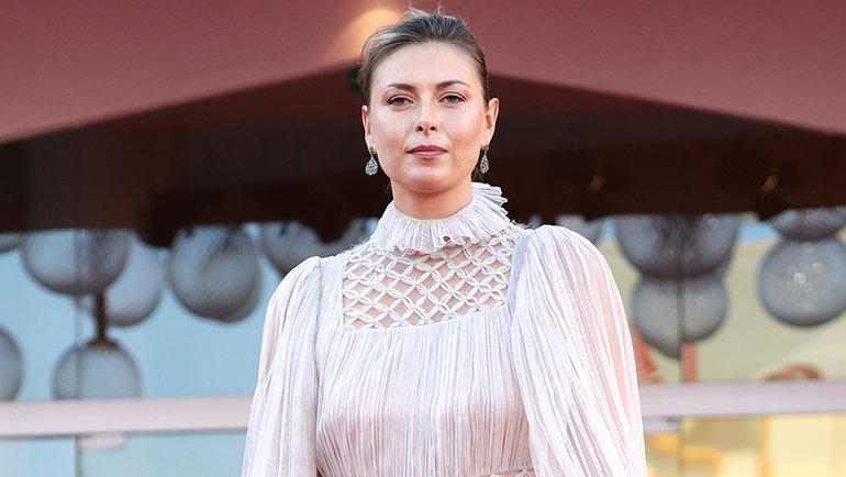 Мария Шарапова. Фото Getty Images