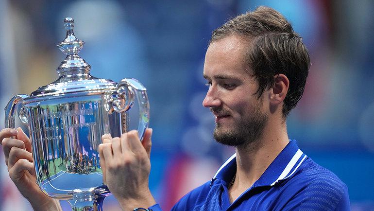 Даниил Медведев. Фото USA Today Sports