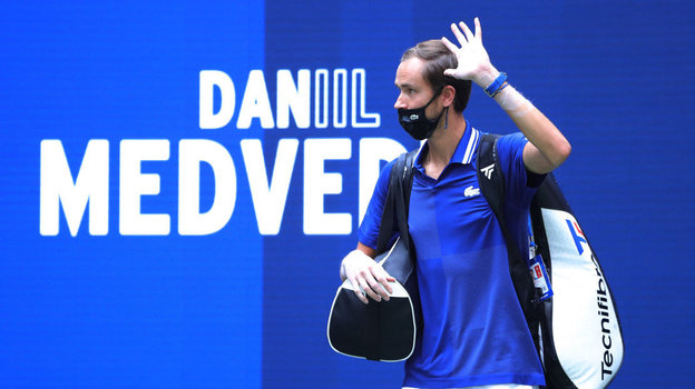 Теннис. Победа Даниила Медведева наUS Open вНью-Йорке. Статистика