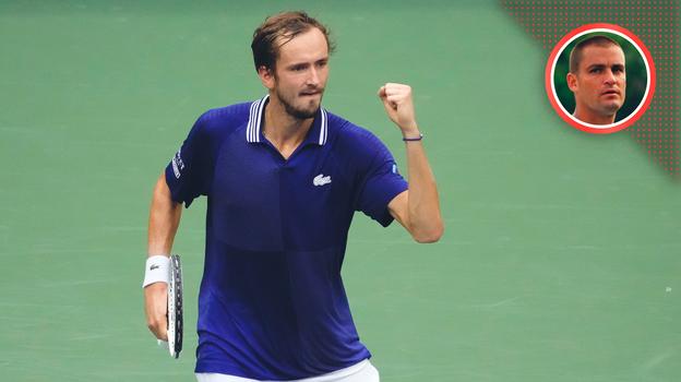 Теннис. Открытый чемпионат США. Почему Медведев обыграл Джоковича вфинале. Интервью Михаила Южного