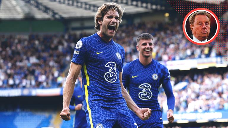 Футболисты «Челси». Фото Getty Images