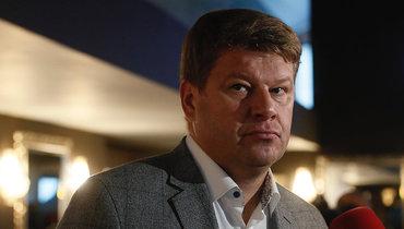 Губерниев пожелал Казанскому удачи нановом месте работы