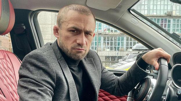 Али Багаутинов. Фото Instagram