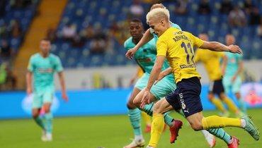 «Ростов» и «Краснодар» сыграли вничью— 1:1. Фото ФК «Ростов»