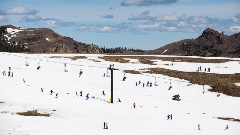 Горнолыжный курорт Скво-Вэлли. Фото Getty Images