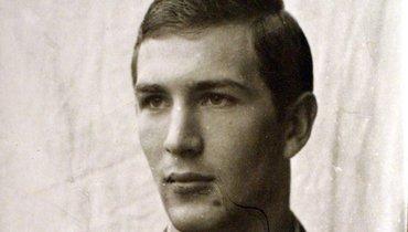 Юрий Севидов. Фото Изличного архива Юрия Севидова