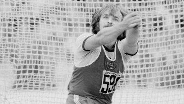 Легкая атлетика. Смерть Юрия Седых. Чем знаменит советский метатель молота