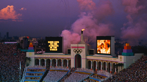Олимпийские игры-1984. Фото Getty Images