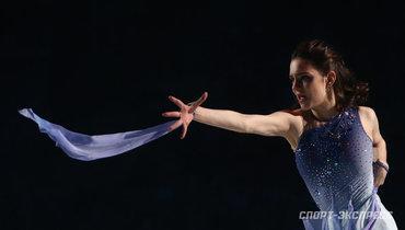 Евгения Медведева сообщила, что ейпредложили комментировать соревнования наПервом канале